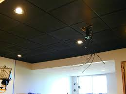 can lighting exposed ceiling basement