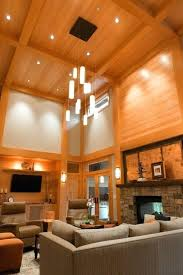 lighting for high ceilings. Lights For High Ceilings Farmhouse Pendant Lighting Ceiling Spaces Modern Entry Recessed A