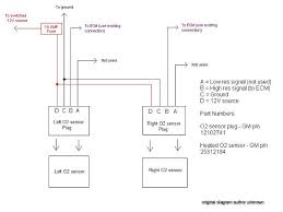 1000 images about o2sensor chevy colors and cats gm o2 sensor wiring diagram lt wiring harness modification