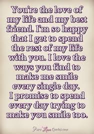 I Love My Best Friend Quotes Beauteous 48 Friendship Quotes For True Friends PureLoveQuotes