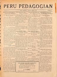 1929-1930 Peru Pedagogian Issues 22-25 by Peru State College Library - issuu