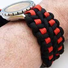 Paracord Bracelet Measure Your Wrist Size