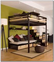 full size bunk bed with desk. Unique Desk On Full Size Bunk Bed With Desk N