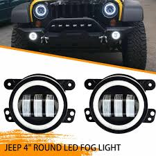 Mopar Fog Lights Jeep Wrangler