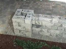 how to build strong patio walls you