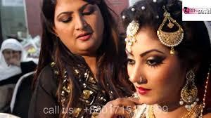 muslim bridal makeup asian bridal makeup deshi indian stani wedding makeup nowchic