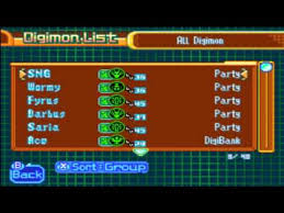 Digimon Dawn Digivolution Chart Digimon World Dawn Tutorial How To Dna Digivolve Youtube