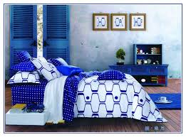 royal blue bedspread fireweed designs alternate view natalia duvet cover sham pbteen