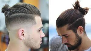 Top Knot Hair Style how to style a top knot man bun 2 ways mens hair 2017 youtube 4283 by wearticles.com