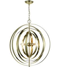 dimond lighting d3150 synchrony 3 light 24 inch gold plate chandelier ceiling light round