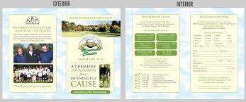 Jeff M. Eggleston's Current Print/web Samples   Brochure Samples