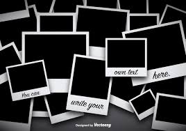 Photo Collage Vector Background Download Free Vectors