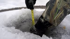 Mn Dnr Ice Thickness Chart Ice Safety Minnesota Dnr