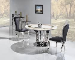 high quality dining furniture. high quality marble top dining table with stainless steel frame modern room furniture