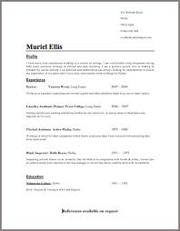 cv or resume format Example Format Of Resume. Exquisite Resume Templates  With Sample .