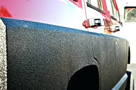 spray on bed liners jeep diy spray on bedliner reviews