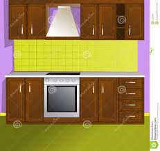 Kitchen Room Kitchen Room Stock Image Image 12323691