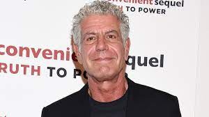 Anthony Bourdain's voice-cloning for ...