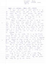 words short essay on my mother for kids a essay on my mother