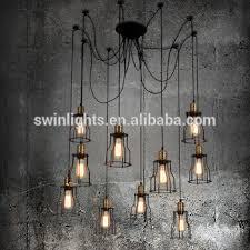 Vintage lighting fixtures Modern Vintage Light Industrial Cage Lamp Shade Led Light Fixtures Old House Lights Vintage Light Industrial Cage Lamp Shade Led Light Fixtures Buy