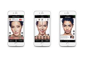 sephora and more tap into the ing power of the digital consumer by allowing users to test looks on themselves with apps