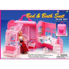 Home Design Barbie Dollhouse Furniture Sets Contemporary Medium