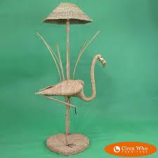 Flamingo Wreed Floor Lamp By Mario Lopez Torres Circa Who