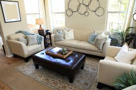 Living Rooms With Ottomans Exterior