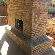 fireplaces brick wood to build a wood burning brick outdoor fireplace hirerush blog in rhbistrodrecom kits