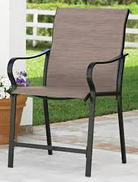 Extra Wide High Back Patio Chair