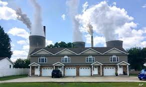 Trumps Pollution Rules Rollback To Hit Coal Country Hard