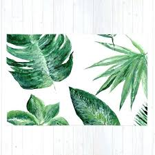 full size of monstera leaf area rug banana ginkgo modern tropical palm leaves furniture amazing image
