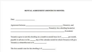 Us legal forms has a lease agreement form for landlord and tenant that's professionally drafted for your state and affordable. Free 8 Sample Rent Lease Agreements In Pdf Ms Word