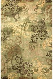 charisma er pecan area rug home decorators collection charisma er pecan 5 ft x 8 ft