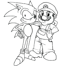 Coloring Pages Mario Mario Toad Coloring Pages Shellspells Org