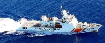 Bodrum'da denizde 11 kaçak yakalandı