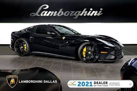 The only place for smart car buyers. Used Ferrari F12berlinetta For Sale Carsforsale Com