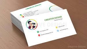 Hướng Dẫn Cách Làm Card Visit, Name Card, Danh Thiếp Bằng Photoshop ...
