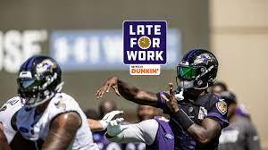 Baltimore Ravens, Lamar Jackson ...