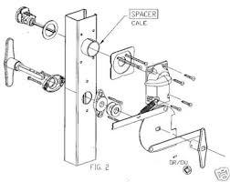garage door lock kit. Garage Door Lock Kit The Super Ideal Key Mechanism Photo