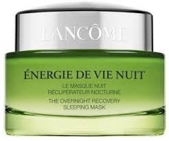 <b>Lancome Energie De Vie</b> The Overnight Recovery Sleeping Mask ...