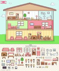 dollhouse decoration a free girl game on girlsgogames com