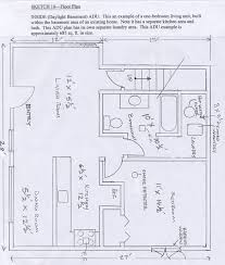 Basement Layout Design Enchanting ARCH Housing Accessory Dwelling Unit Design Considerations
