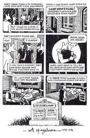 holocaust lit week art spiegelman s maus eiger monch  maus2 p 136 last page
