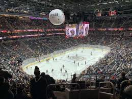 T Mobile Arena Section 104 Home Of Vegas Golden Knights