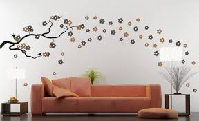 Small Picture Plain Creative Wall Decals For Living Room Living Room Attractive
