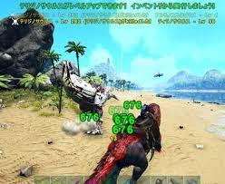 Ark 恐竜 レベル 上限