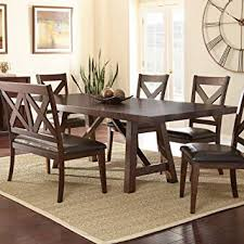 steve silver pany clapton dining table 42