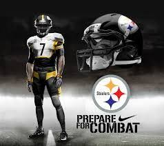 Gold Steelers Pittsburgh Concept Jersey