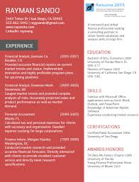 best resume samples best resume template for it professionals